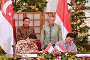 Kerjasama Indonesia-Singapura Diharpakan Mampu  Cetak Tenaga Kerja Kompeten