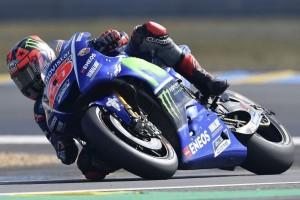 Maverick Vinales Posisi Start Terdepan di MotoGP San Marino