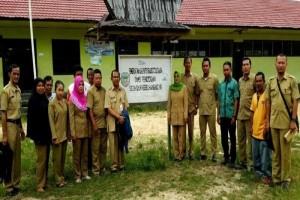 Dinas Pendidikan Barito Utara Sidak SD Pedalaman