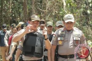 Kapolda Dorong Tingkatkan Ekonomi Masyarakat Sekitar Hutan