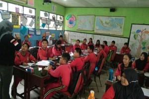 Maraknya Penyalahgunaan Obat PCC, BNNK Kobar Razia Sekolah Dasar
