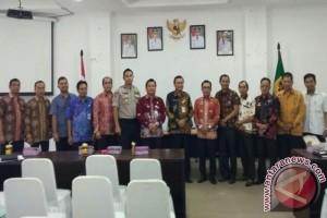 Tim Desk Pilkada Provinsi Lakukan Monitoring di Kabupaten Gumas