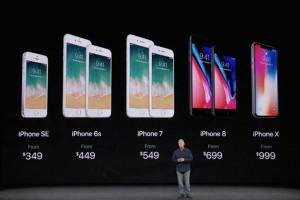 Wow! Ini Harga iPhone X
