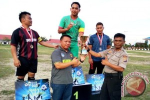 Diperkuat Eks Kalteng Putra, Kharisma FC Juara PSSI CUP 2017