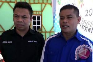 Alang Arianto Terpilih Secara Aklamasi Pimpin Karang Taruna Kotim