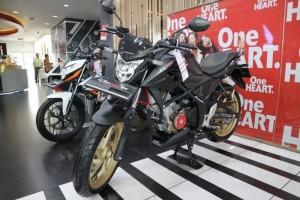 New Honda CB150R StreetFire Jadi Terlaris Pada Agustus