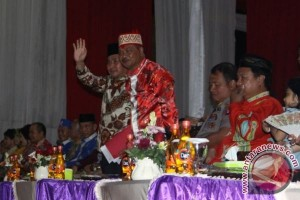 Pesparawi XVI Jadikan Momen Kebersamaan dan Toleransi, Kata Gubernur