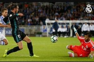 Real Madrid Menang Atas Sociedad