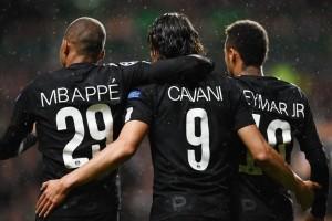Cavani dan Mbappe Dukung Neymar Raih Ballon d'Or