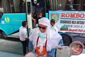 320 Haji Kalteng Tiba di Palangka Raya