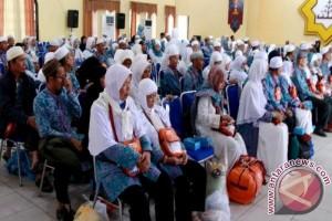 Jemaah Haji Kalteng Kloter Terakhir Tiba