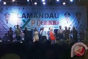 Penutupan Lamandau Expo 2017 Berlangsung Meriah