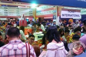 Berburu Tiket Penerbangan Internasional di Garuda Indonesia Travel Fair