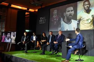 Ronaldo, Messi dan Neymar Kandidat Pemain Terbaik FIFA