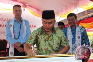 Gubernur Kalteng Sebut Pengusaha  Malaysia dan Singapura Banyak Bakar Lahan