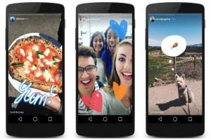 Instagram Tambah Flter Wajah Saat Siaran Langsung