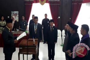 Bupati Marukan Lantik 2 Pejabat Tinggi Pratama