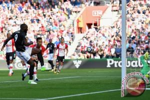 MU Tundukkan Southampton Berkat Gol Lukaku