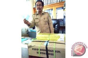 4.000 Blanko KTP Elektronik Sudah Diterima Gumas
