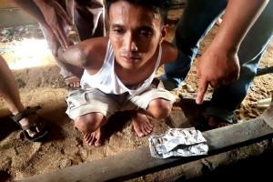 Tak Jera! Baru 9 Bulan Bebas, Bandar Zenith di Ampah Kembali Ditangkap