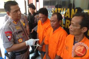 Tiga Pengedar Ribuan Butir Zenith Diringkus Polisi Palangka Raya