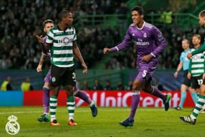 Varane Perpanjang Kontrak Real Madrid Hingga 2022