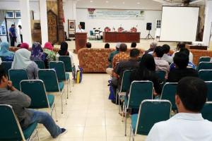 Barut Gelar Seminar Bisnis Pelayanan Pengembangan UMKM