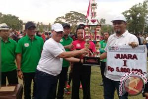 Kotim Perbanyak Turnamen Hadapi Porprov Kalteng