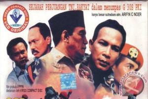 Presiden dan Panglima TNI Nobar Film G30S/PKI di Bogor