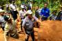 Polres Seruyan Amankan Ratusan Batang Kayu Ulin Hasil Pembalakan Liar