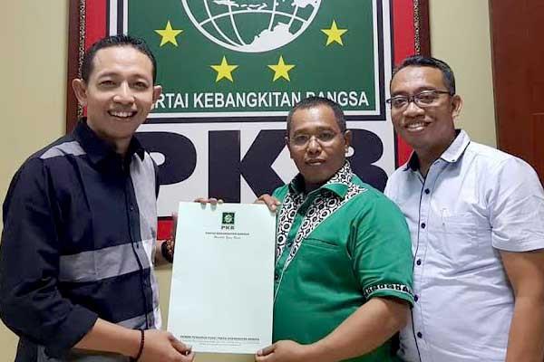 Wagub Kalteng Akui Sudah Kantongi SK Ketua DPW PKB