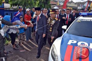Ini Soal Jalan Kaki Jokowi