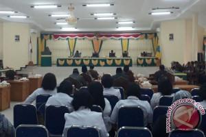 DPRD Lamandau Setujui Rencana Penggunaan APBD 2018