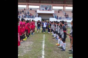 """Bernostalgia"", PSBK Vs Persepar All Star Tanding Persahabatan"