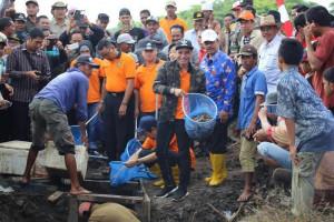 Pemkab Kotim Dorong Masyarakat Tingkatkan Produksi Udang