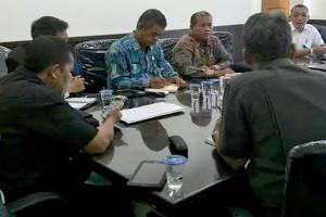Ingin Tambah Wawasan, DPRD Bartim Pelajari Amdal ke DLH Kalsel