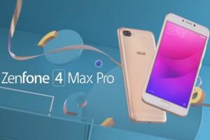 Zenfone 4 MaxPro Unggulkan Kamera Ganda dan  Baterai Raksasa