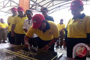Tampung Tawar  Awali Penggunaan Stadion HM Sanusi Pulpis