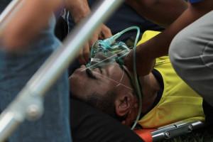 Kiper Persela Meninggal Dunia di Lapangan