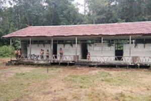 Waduh! Gedung SD Antang Kalang Kotim Rusak Parah