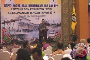 Pemprov Kalteng Akui Kemandirian Fiskal Daerah Masih Rendah