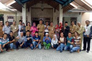 Bupati Nadalsyah Kunjungi Pemondokan Kafilah FSQ Kalteng