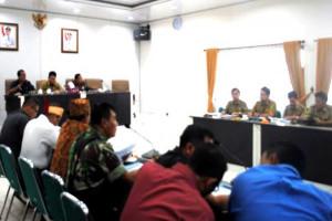 Pemkab Barut Berupaya Selesaikan Sengketa Lahan Sawit PT AGU dengan Masyarakat