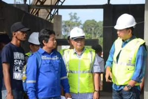 Ini Harapan Bupati Barut Terhadap Pembangunan Bandara Muhammad Sidik