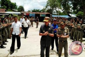 Bupati Barito Utara Mengajukan Permohonan Cuti Pilkada