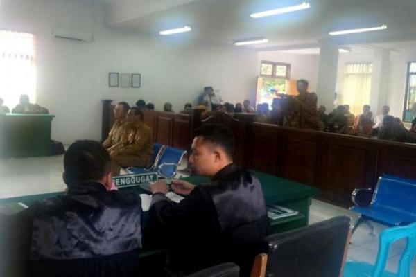 Jaksa Optimis Hakim Kabulkan Dakwaan PNS Serobot Lahan