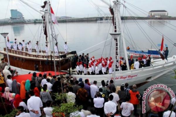 Artikel - Kapal Pinisi Ditetapkan Sebagai Warisan Budaya Dunia