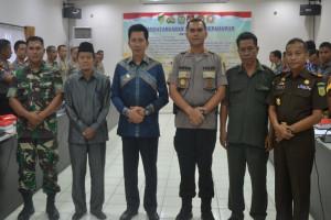 Pemkab Barito Utara Tandatangani MoU Pilkada 2018