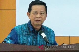 Rizal sebut jumlah pelaku jasa konstruksi di Kalteng menurun