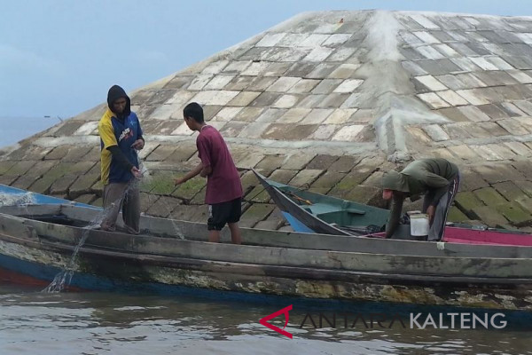 Nelayan tradisional Seruyan butuh bantuan alat tangkap
